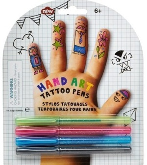 Hand Art Tattoo Pens
