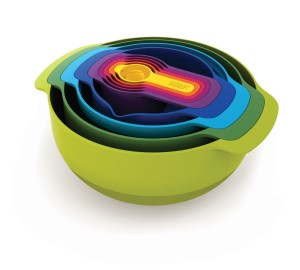 Nest Plus 9 - Multicolour