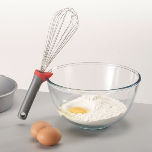 Duo Whisk with Bowl Rest- mutilica